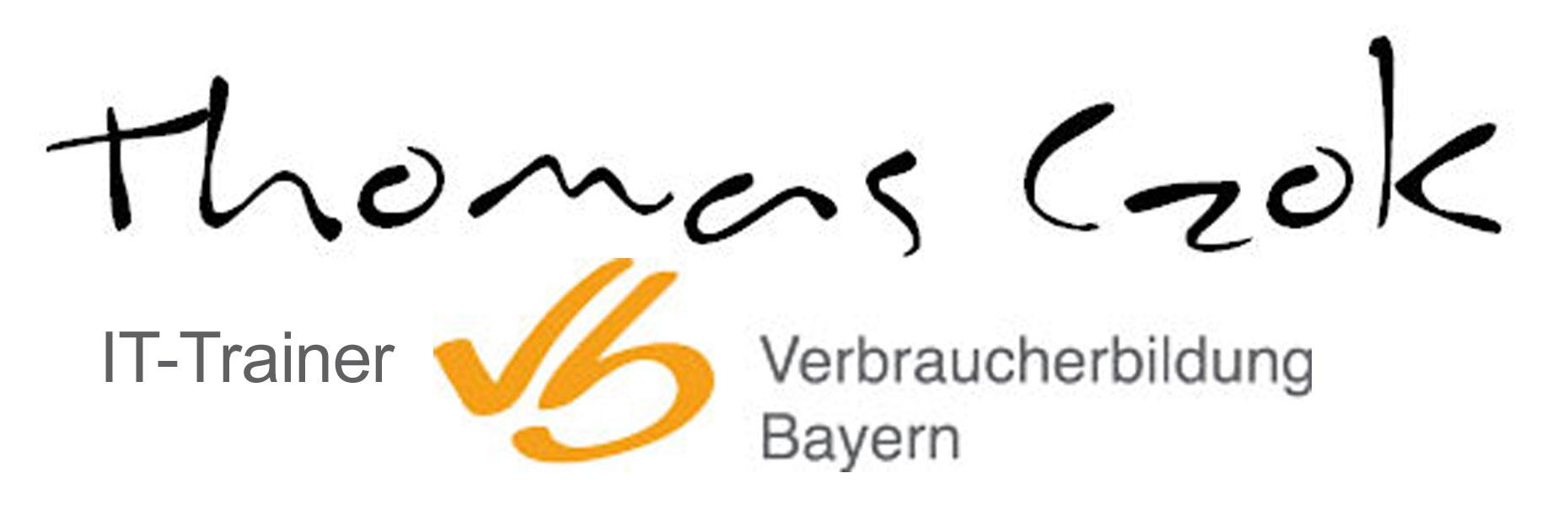 Verbrauchertrainer Bayern – Thomas Czok